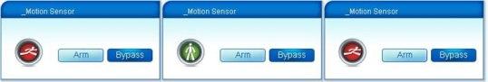 Sensor detectado