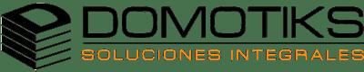 Logo con Texto Domotiks