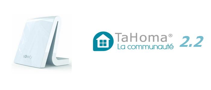 Somfy Tahoma 2.2