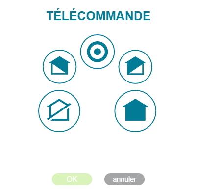 Télécommande Tableau De Bord
