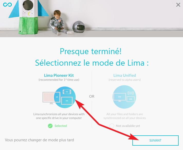Lima Pioneer Kit