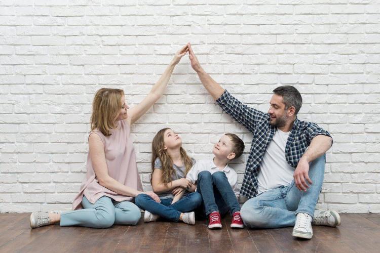 Działka budowlana - ciepło rodzinnej atmosfery