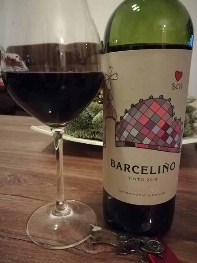 Lidl Barcelino Tinto 2015 Domowy Doradca Wina