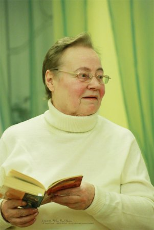 Писатель Людмила Бубнова