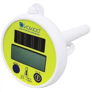 Термометр Kokido K837CS цифровой на солнечных батареях