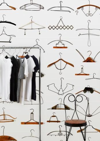 Hangers Wallpaper