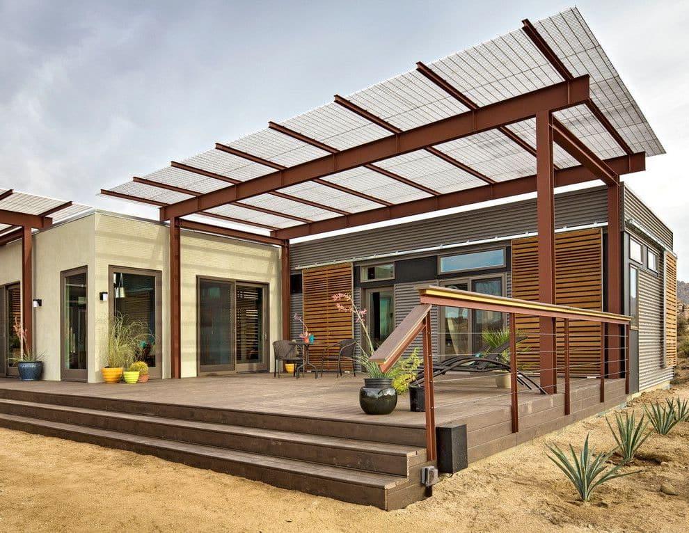 дизайн террасы частного дома своими руками фото 7