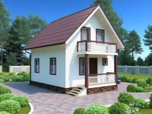 Casa de jardin
