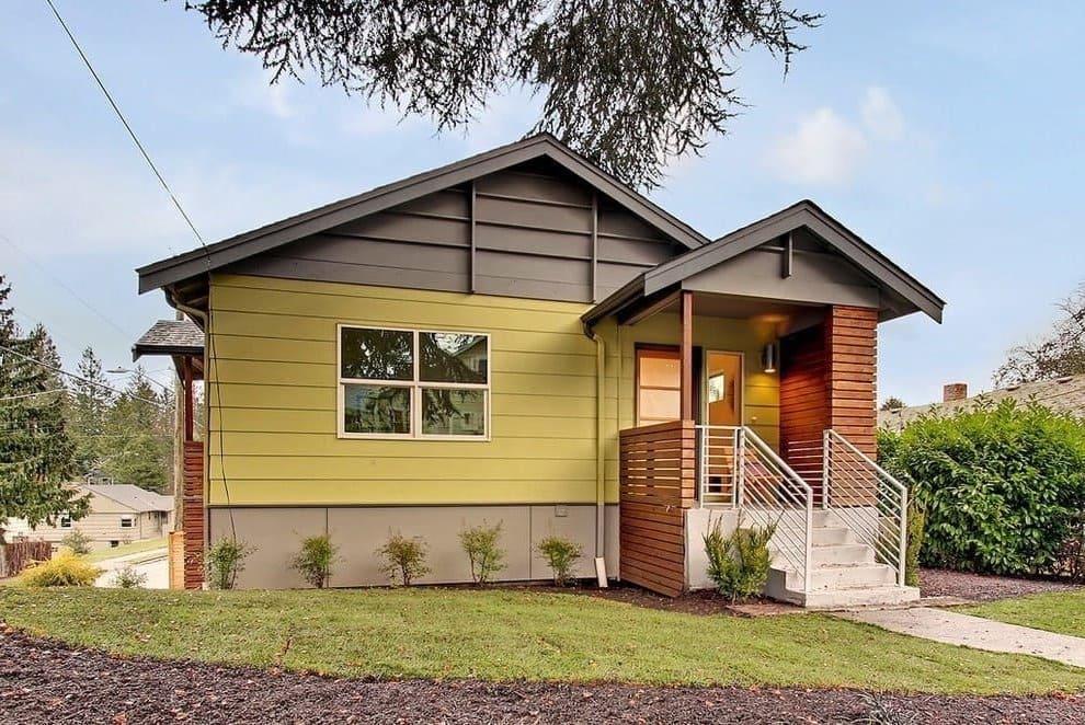 Hermosa casa de campo con apariencia increíblemente presentable.