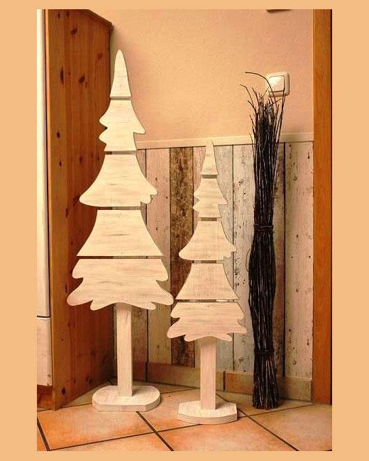 dve_elki Елка на стене: необычная елка своими руками. Новогодняя елочка из сухих веток, деревянных палок и коряг