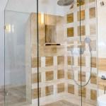 Szklana kabina prysznicowa SK6