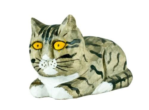 Rzeźba kota - Tadeusz Szulc