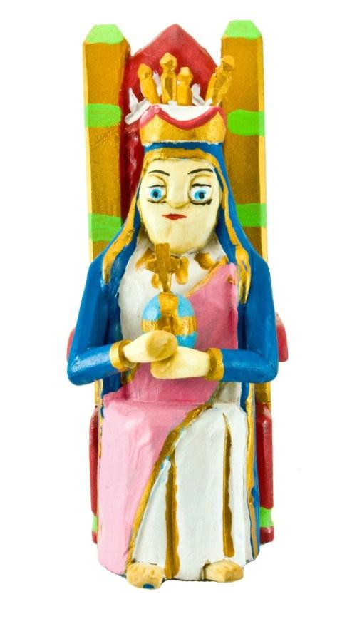 Matka Boska Tronująca - A. Padoł
