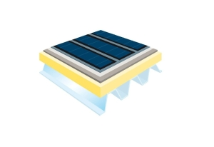 Фотоволтаични инсталации върху ЕПДМ покриви