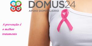 DOMUS 24® | Apoio Domiciliário - Outubro Rosa