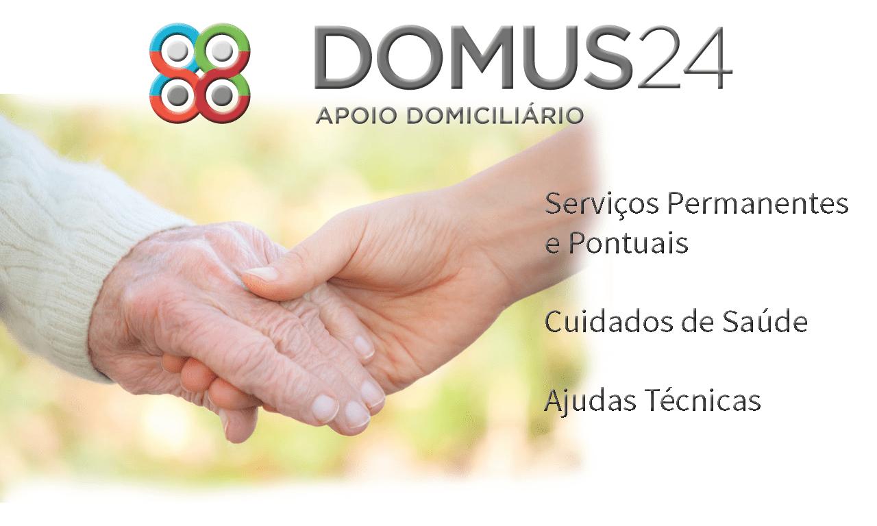 DOMUS 24 | APOIO DOMICILIÁRIO