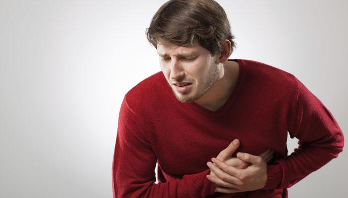 Doenças coronárias - Sintomas