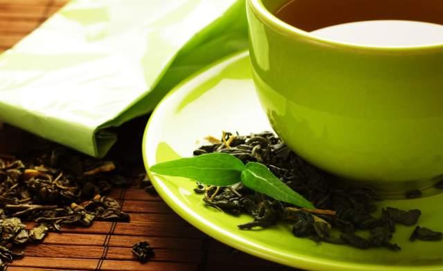 DOMUS 24® Apoio Domiciliário - Alimentos Antioxidantes -  Chá Verde