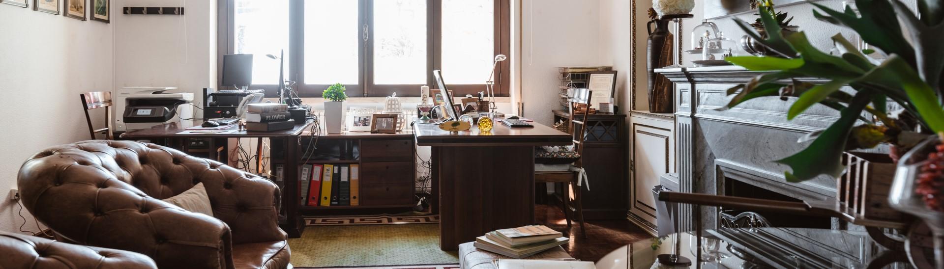 escritorio lar casa de repouso domus augusta