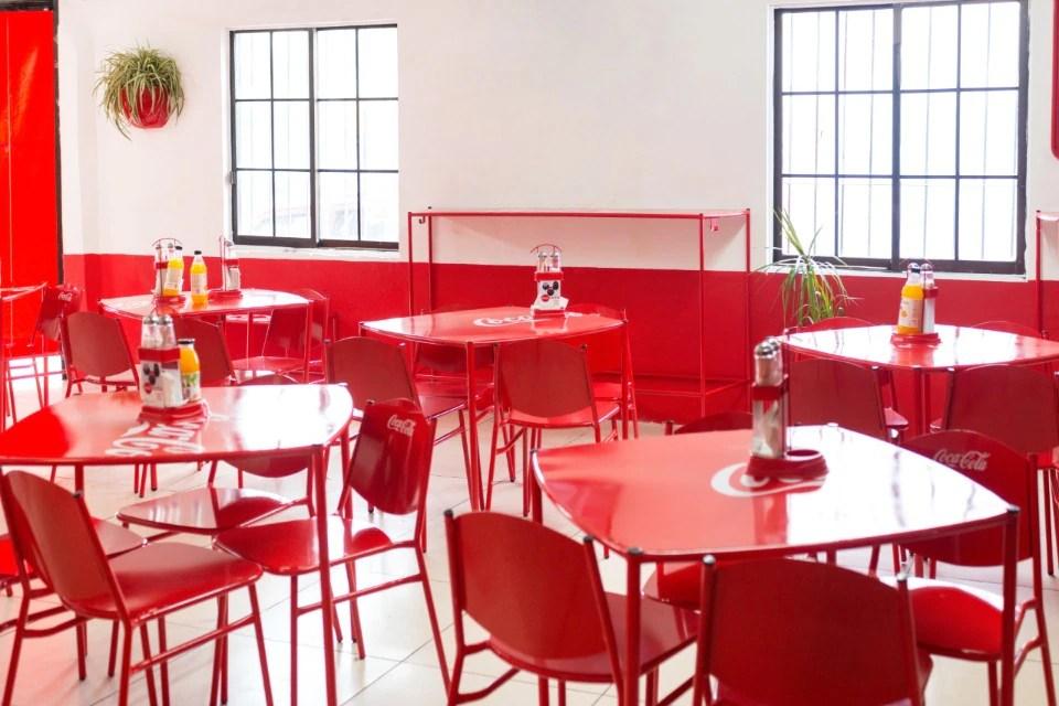 Jorge Diego Etienne Designs New Coca-Cola Street Food