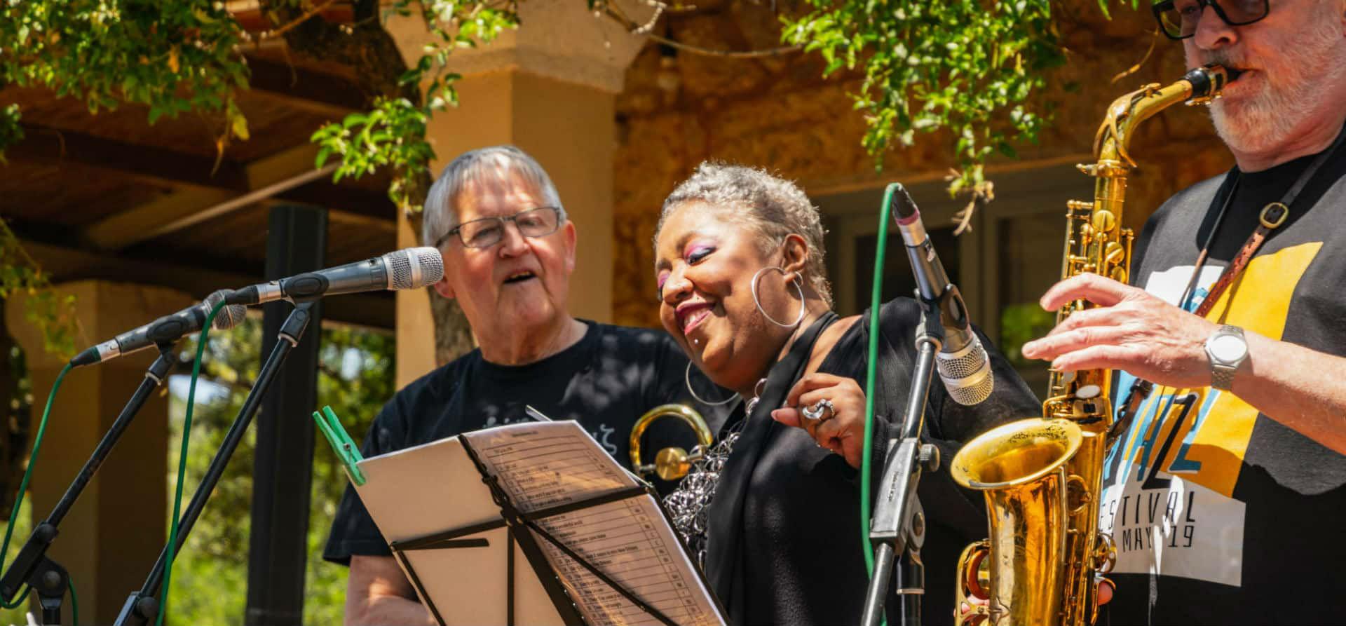 Międzynarodowy Festiwal Jazzowy Grecja półwysep Peloponez Kardamili
