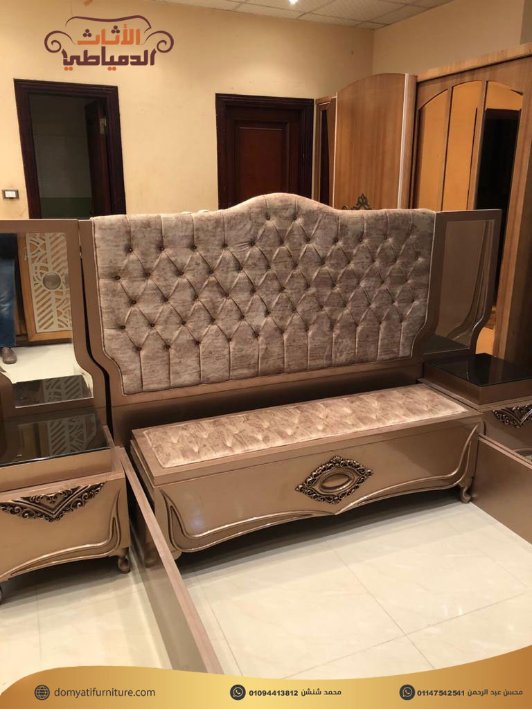 غرف نوم مودرن دمياط 2021