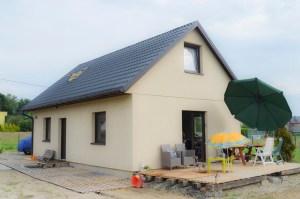 Realizacja domów MAX 1 plus