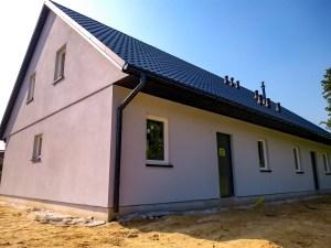 dom energooszczędny wielorodzinny