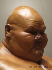Liu Xue Sculpture Detail