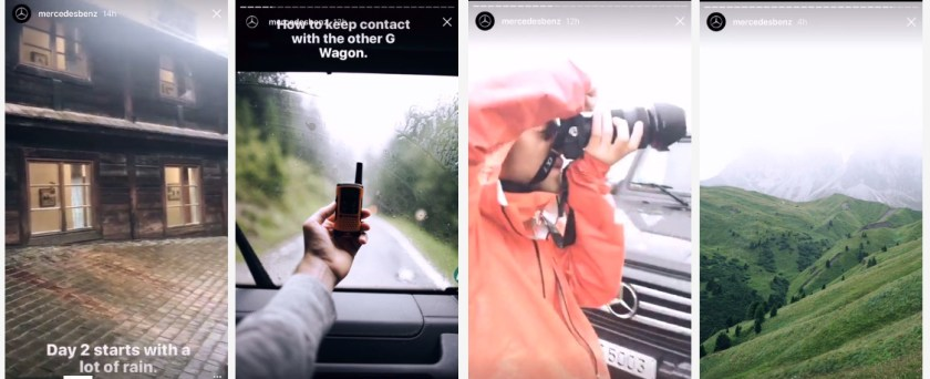 Image result for instagram stories with cars