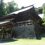 広島県三原市の御調八幡宮