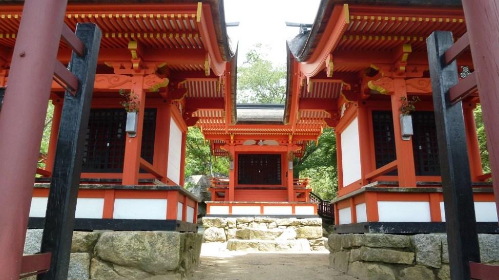 宮島の御山神社