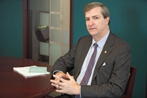 Norman Sabourin, CJC Executive Director & General Counsel
