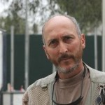 Journalist Colin Perkel