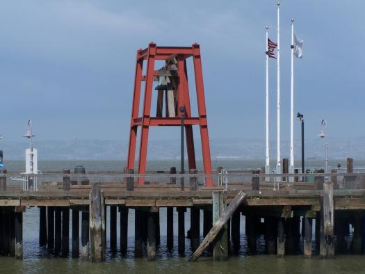 Bell on Wharf