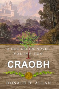 Craobh: A New Druids Series, Volume Two - Beta Readers Wanted!