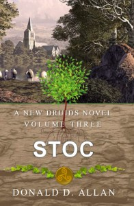 Stoc: A New Druids Novel, Volume Three