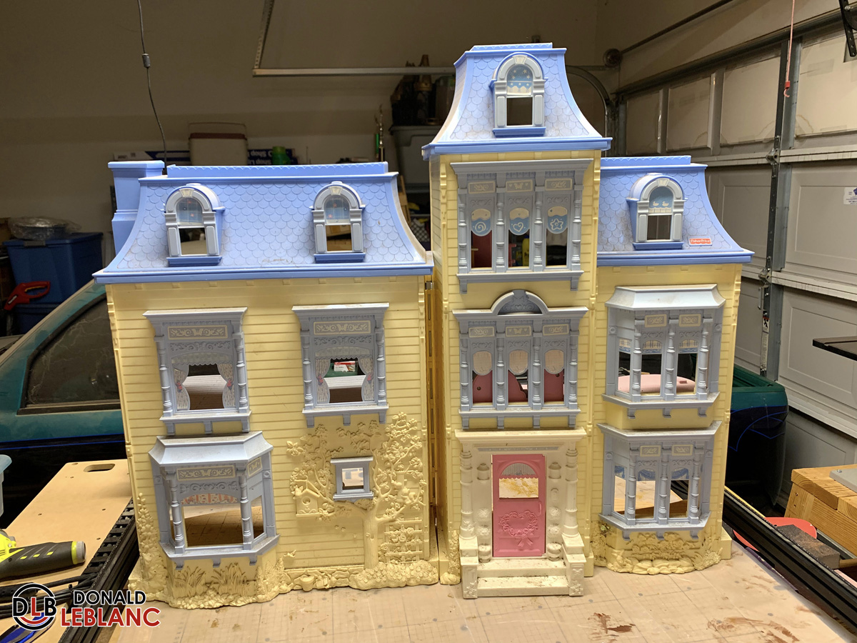 I bought another doll house to restore! (Doll House Project V2)