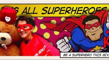 Shriners Superhero