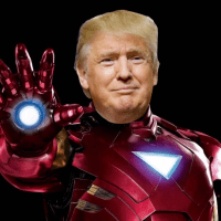 DONALD TRUMP: The TRUTH is... I am Iron Man. - Why Trump is UNBEATABLE.
