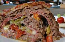 Bolo de carne à Italiana