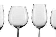 Taça de vinho Tinto, Branco, Sobremesa, Champagne e Espumante