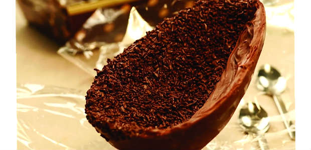 Como fazer Ovo de Páscoa Gourmet Recheado com Brigadeiro