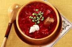 Borshetch Sopa Russa