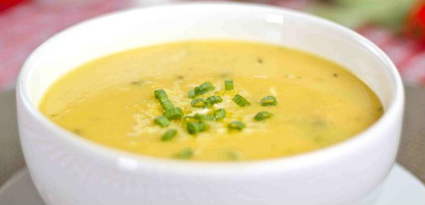 Sopa de Mandioquinha