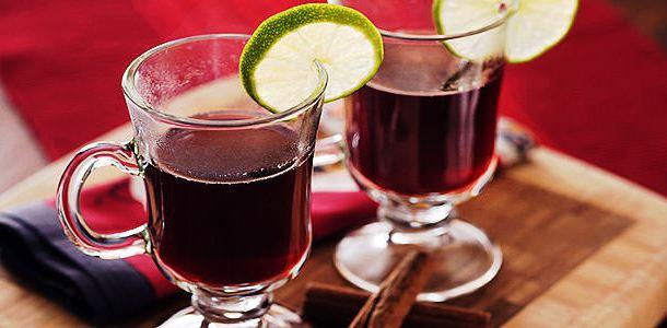 Vinho Quente Tradicional