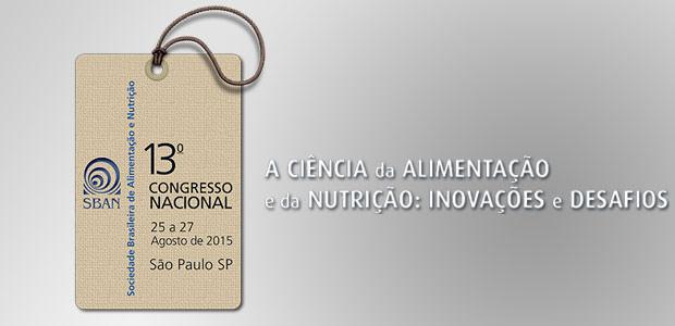 SBAN – Ciência da Alimentação e Nutrição: Inovações e Desafios
