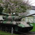 陸上自衛隊函館駐屯地一般開放(観桜会)に行ってきました