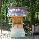 荒神社:知内町