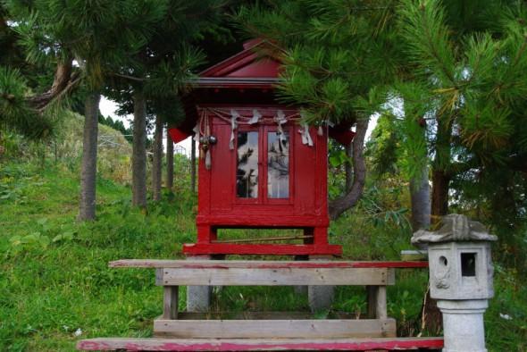 葛登支稲荷神社